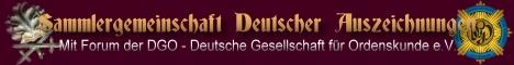 Sammlergmeinschaft Deutscher Auszeichnungen